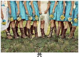 cowboy wedding cowboy wedding it s all about the boots