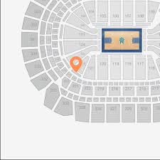 American Airlines Floor Plan American Airlines Center Section 122 Sro Seat View Lower Sro