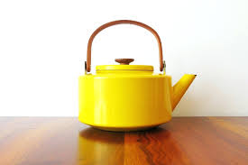Yellow Kitchen Accessories by Small Electric Tea Kettle Cordless Image Of Vintage Stainless
