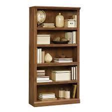 corner bookcase with doors shop bookcases at lowes com