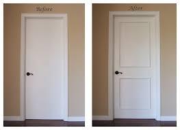 How To Install Interior Door Casing Door Molding Designs Marvelous How To Install Fancy But Very
