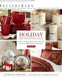 Pottery Barn Mobile Site 10 Holiday Gift Guide Ideas For Email