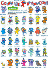 25 sesame street characters ideas elmo