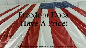 American Flag Price Honoring Our Veterans At Tn Museum Of Aviation U2013 The Organic View