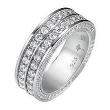 verlobungsringe silber gã nstig joop ring schwarze zirkonia joop onsale ring jewelry