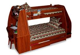 Bunk Bed With Slide Out Bed 25 Awesome Bunk Beds With Desks For