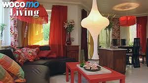 Wohnzimmer Einfach Dekorieren Schwarz Rotes Wohnzimmer Dekorieren Tapetenwechsel Br
