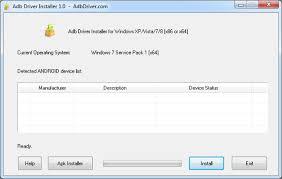 android adb driver and install universal adb driver general