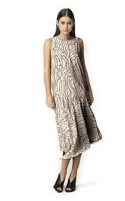 by malene birger by malene birger giselona silk dress black oscar and