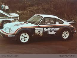 rothmans porsche 911 porsche 911 sc rs rallying in rms motoring forum