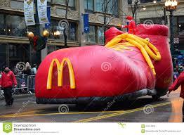 mcdonald thanksgiving parade editorial stock image image 64144909