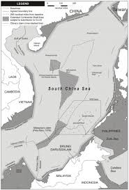 South China Sea Map by Stirring Up The South China Sea I Crisis Group