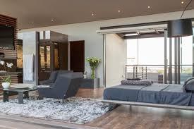 bedroom glass shower rug balcony house in johannesburg