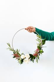 does home depot have their black friday deals on wreaths swags how to make asymmetrical holiday wreaths modern christmas