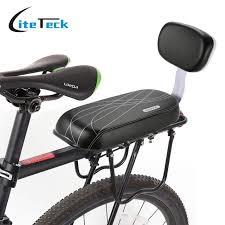 siege velo vtt vélo siège arrière enfants siège de bicyclette de vélo vtt avec