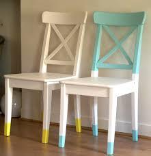 une chaise repeindre une chaise diy pour une 2ème vie chaise diy