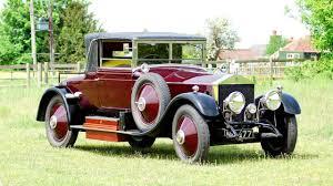rolls royce 1920 rolls royce silver ghost 4550 coupe by dansk karosseri fabrik