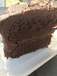 cake directions easy chocolate fudge cake recipe delishably