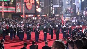 marine band san diego 2012 hollywood christmas parade youtube