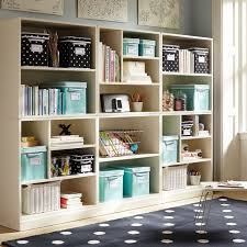 Potterybarn Bookcase Stack Me Up Display Superset Pbteen