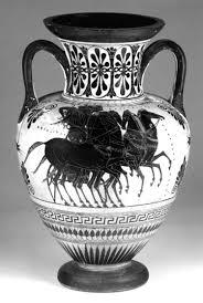 Aphrodite Vase British Museum Image Gallery Neck Amphora