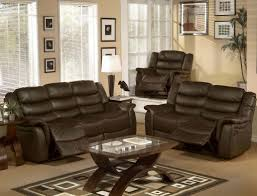 Grey Leather Reclining Sofa by Brown Leather Reclining Sofa And Loveseat 37 With Brown Leather