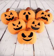 pumpkin halloween decorations jack o lantern halloween gift baby