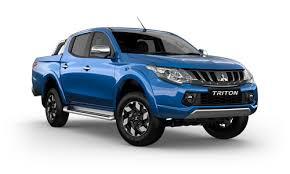 triton specifications mitsubishi motors australia