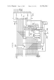 patent us4376298 combine data center google patents
