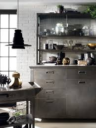 cabinets drawer gray industrial kitchen cabinets frosted gray industrial kitchen cabinets frosted cabinet sliding doors white painted brick wall