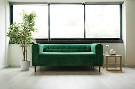 Studio Sofa Ikea by Tufting Klippan Hack Be Emerald Green With Envy