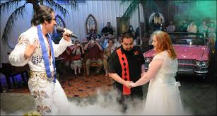 las vegas wedding registry las vegas elvis weddings elvis theme wedding packages