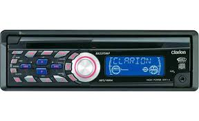 clarion dxz375mp cd receiver with mp3 wma playback at crutchfield com