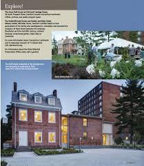 home design district hartford saving hartford s amos bull house