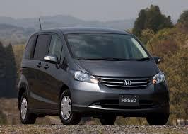 Honda Jazz Vs Honda Fit 2009 Honda Freed 5 8 Seater Minivan Version Of Jazz Fit