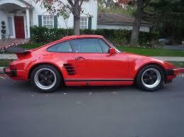 1987 porsche 911 slant nose 1987 porsche 930 slantnose german cars for sale
