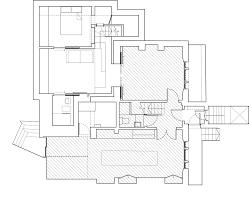 lipton plant creates a flat underneath a victorian london home