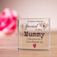 special mothers day gifts personalised someone special block buy from prezzybox