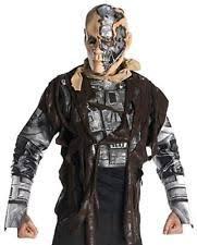 Terminator Halloween Costume Cyborg Costume Ebay