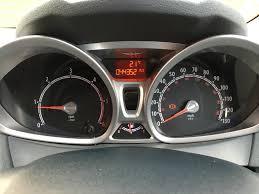 2011 u002711 u0027 ford fiesta zetec 1 4 tdci diesel silver manual