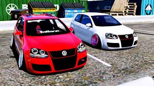 volkswagen golf stance volskwagen golf mkv stance add on replace gta5 mods com