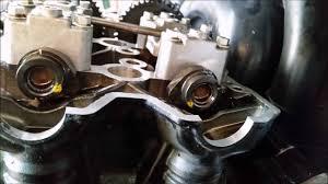 valve clearance check pt1 suzuki gsf1250 bandit sa l0 2010 youtube