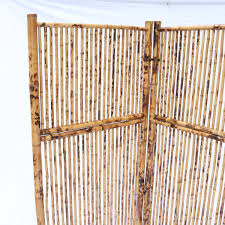 antique room divider antique vintage bamboo screen room divider rattan great patina