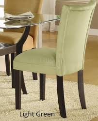 dining set 5pc 101661 cappuccino w optional color chairs
