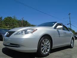 lexus pre owned dealership 2007 lexus es 350 sedan in graham nc raleigh lexus es 350