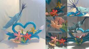 Origami 3d Flower Vase Origami Favourites By Path Of Sendo On Deviantart