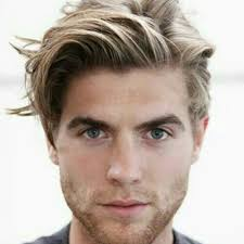 mens middle parting hairstyle 40 fashionable medium length hairstyles for men menhairstylist com