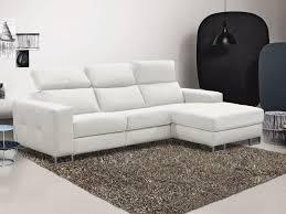 canape angle cuir relax electrique canapé d angle en cuir avec relax électrique latéral