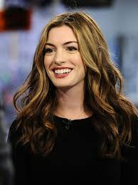 today show haircut celebrity lookbooks anne hathaway at the today show new york