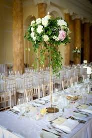 Table Decorations For Funeral Reception Possibly Neutral Tables Beige Tan With Alternating Fall Colored
